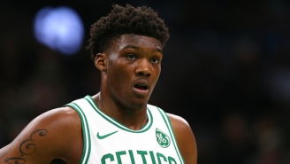 Robert Williams Had His Own Interpretation When Answering The Celtics' Favorite 'Holiday' Movies