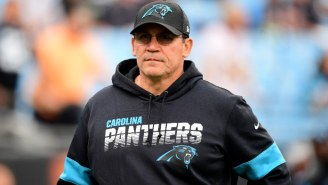 The Carolina Panthers Have Fired Coach Ron Rivera