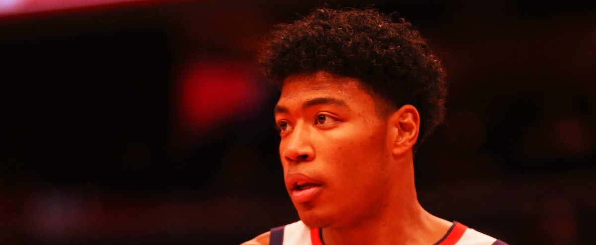 NBA Rookie Watch: Rui Hachimura Is Prolific And Flawed