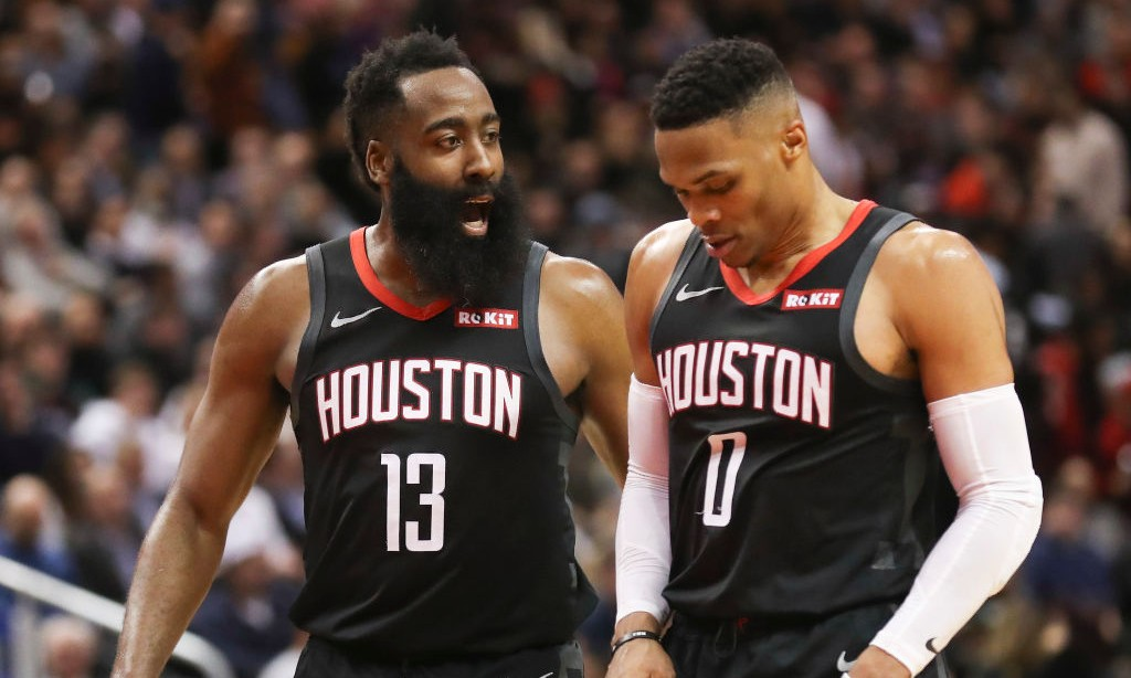 James Harden Compared Houston's Iso-Heavy Attack To Championship Teams Of The Past