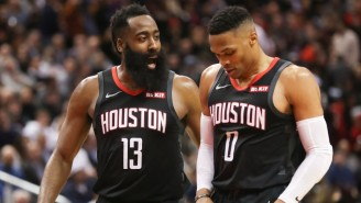 Russell Westbrook And James Harden Had 'No Explanation' For The Rockets Lack Of Energy In Game 4
