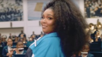 Lizzo Leads A Marching Band In The Joyful 'Good As Hell' Video