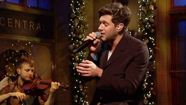 Niall Horan Made His Solo 'SNL' Debut With An Intimate Rendition Of 'Nice To Meet Ya'