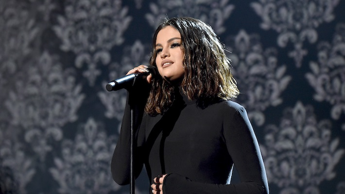 Selena Gomez Reveals The Title And Tracklist For Her New Album, Which Features Kid Cudi And 6lack