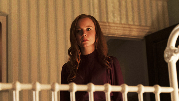 Lauren Ambrose Talks With Us About Working With Creepy Dolls And M. Night Shyamalan On 'Servant'