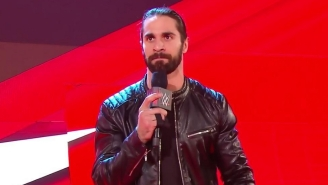 Seth Rollins Suffered A Minor Injury Over The Weekend, Had His Match Pulled From Raw