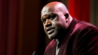 Shaq Presented Evidence That The Lord Blessed Stevie Wonder With The Gift Of Sight