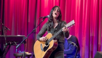 Sharon Van Etten And Queens Of The Stone Age's Josh Homme Unite For A Haunting Nick Lowe Cover