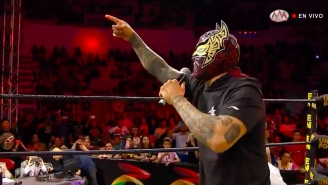 Sin Cara Made His First Post-WWE Appearance In Lucha Libre AAA