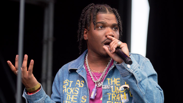 Smino Plays 'Atlanta Clauss' On His 'High 4 Da Highladays' EP