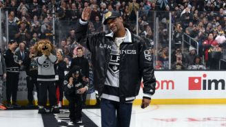 Snoop Dogg Is Now Doing Color Commentary In A New 'NHL 20' Update