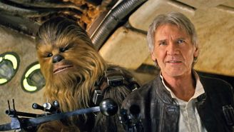 J.J. Abrams Revealed The Thing In 'The Force Awakens' He Wishes He'd Done Differently