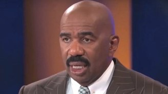 Steve Harvey Had Another Mix-Up At This Year's Miss Universe Pageant