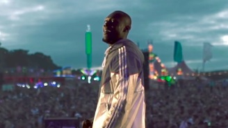 Stormzy Gets Ready To Headline Glastonbury In His New 'Do Better' Video