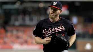 Stephen Strasburg Will Stay With The Nats On A Reported 7-Year, $245 Million Deal