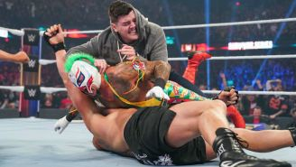 Rey Mysterio Hopes His Son Dominick Will Have An Official WWE Match In 2020