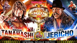 Chris Jericho Responded To Hiroshi Tanahashi's Request For An AEW Championship Match