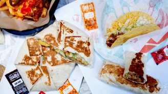 We Taste-Tested Taco Bell's First Plant-Based Taco (Plus Other International Favorites)