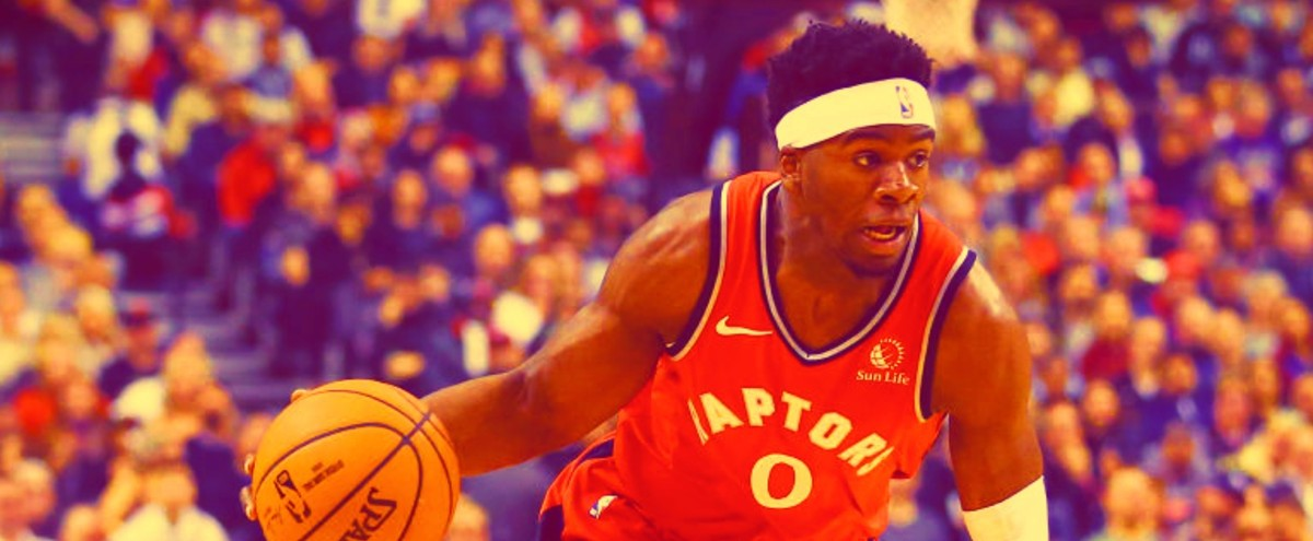 NBA Rookie Watch: Terence Davis Is Living The Dream In Toronto