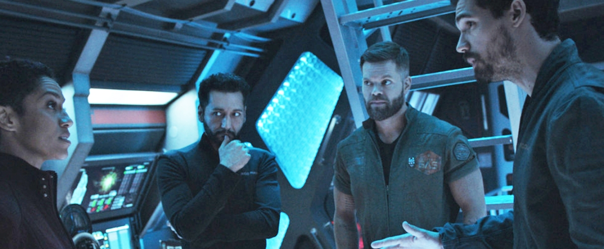 'The Expanse' Loses None Of Its Scope And Bluntness With Its Amazon Prime Debut