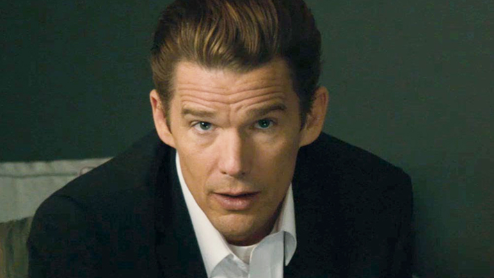 Ethan Hawke Will Return To 'The Purge' Universe For An Upcoming TV Series Cameo