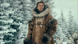 The First Trailer For Disney's 'Togo' Pits Willem Dafoe And His Dogs Against The Alaskan Wilds