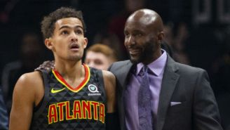 Lloyd Pierce Roasted Trae Young After LSU Blew Out Oklahoma In The CFP Semifinal