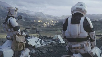 A 'Nervous' Adam Pally Explained Why He Kept Messing Up That One Scene In 'The Mandalorian' Finale