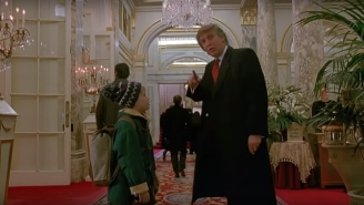 Donald Trump Blamed Justin Trudeau When Canadian TV Cut His 'Home Alone 2' Cameo