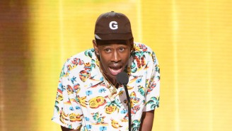 Tyler The Creator Puts A Mellow Spin On A Remix Of La Roux's 'Automatic Driver'