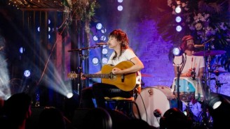 Courtney Barnett Strips Down Her Ballads In The 'MTV Australia Unplugged Live In Melbourne' Album