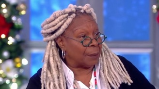 The Internet Couldn't Get Enough Of Whoopi Goldberg Tearing Into Meghan McCain On 'The View'