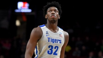 James Wiseman Will Leave Memphis And Focus On Preparing For The 2020 NBA Draft