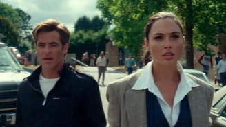 The First 'Wonder Woman 1984' Trailer Brings Diana And Steve Into The Reagan Era