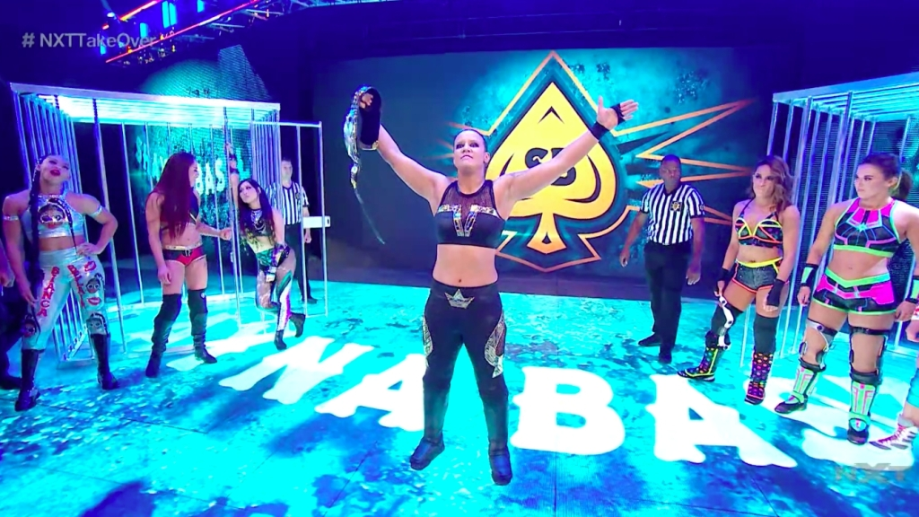 The All-Women's NXT Live Event Shows How Easily It Could Have A Good All-Female TV Episode