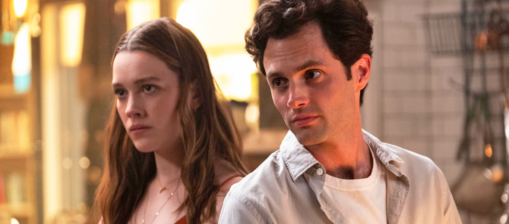 Netflix's 'You' Can Barely Contain Its Own Crazy And Compellingly Careens Off A Cliff In Season Two