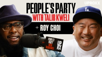 Talib Kweli And Roy Choi Talk Kogi, LA Riots, Anthony Bourdain, And Addiction