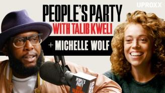Talib Kweli And Michelle Wolf Talk Cancel Culture, Roasting Trump, & Comedy Cellar