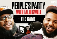 'People's Party With Talib Kweli' Episode 26 -- The Game