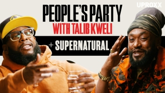 Talib Kweli And Supernatural Talk Freestyle, Rap Battles & New York Hip-Hop History