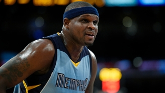 Zach Randolph Is Ending His Comeback Attempt And Will Retire