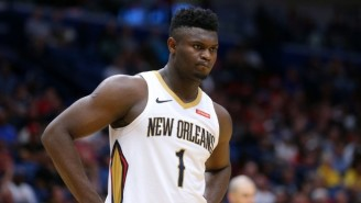 Zion Williamson's Rehab Includes Learning To Run And Walk Differently
