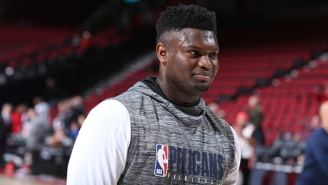 Zion Williamson Is Reportedly Expected To Make His NBA Debut In January