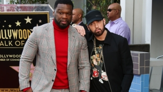 Eminem Said It's Much Better To Be Friends With 50 Cent Than Be His Enemy