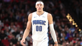 Report: Aaron Gordon Will Participate In The 2020 Dunk Contest