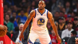 Andre Iguodala Argues He 'Never Stated He Wasn't Going To Play' For The Grizzlies