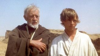 It's Weird How Bad Ben Kenobi Screwed Up Everything At Mos Eisley