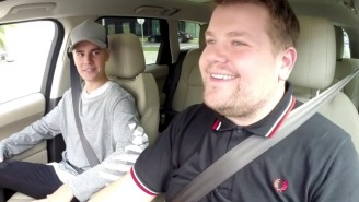 Is James Corden Actually Driving While Filming 'Carpool Karaoke'? It's Complicated