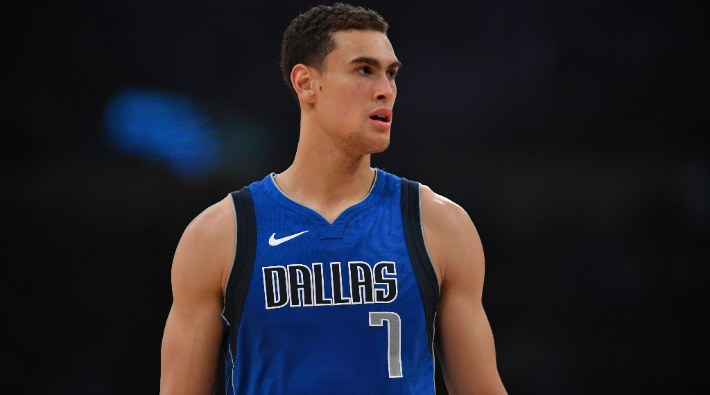 Mavs Center Dwight Powell Suffered An Achilles Injury Against The Clippers