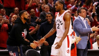 Kawhi Leonard Apparently Used Drake's Los Angeles Home To Meet With Paul George Before Free Agency